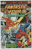 Fantastic Four 207 Marvel 1979 VF Marv Wolfman Spider-Man Peter Parker
