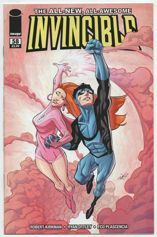 Invincible 58 Image 2009 NM+ 9.6 Robert Kirkman Ryan Ottley