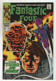 Fantastic Four 78 Marvel 1968 FN VF Wizard Silver Surfer Stan Lee Jack Kirby