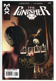 Punisher 48 7th Series Marvel MAX 2007 NM Garth Ennis Signed Tim Bradstreet