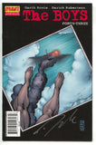 The Boys 43 Dynamite 2010 FN VF Garth Ennis Signed Darick Robertson