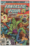 Fantastic Four 176 Marvel 1976 FN Jack Kirby Stan Lee Impossible Man