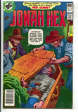 Jonah Hex 29 1st Series DC 1979 VF NM Cowboy Coffin Luis Dominguez