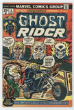 Ghost Rider 6 Marvel 1974 FN VF Johnny Blaze Motorcycle Zodiac