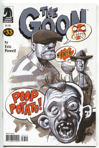 The Goon 33 Dark Horse 2008 NM Eric Powell