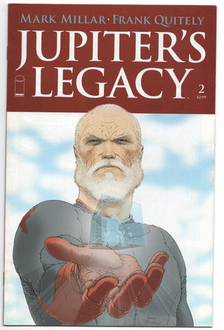 Jupiter's Legacy 2 A Image 2013 NM Frank Quietly Mark Millar