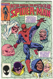 Spectacular Spider-Man 96 Marvel 1984 VF NM Cloak Dagger Silvermane Black Cat
