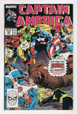 Captain America 352 Marvel 1989 NM- Al Milgrom Avengers Iron Man Thor