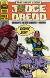 Judge Dredd 3 Quality Comics 1986 2000AD
