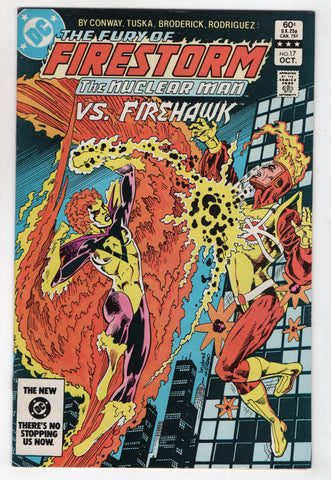 Firestorm 17 2nd Series DC 1983 VF Gerry Conway