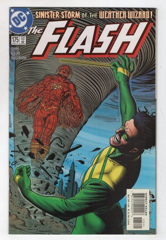 Flash 175 2nd Series DC 2001 NM- Geoff Johns Brian Bolland Weather Wizard