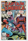 Captain America 368 Marvel 1990 NM Acts Of Vengeance Magneto Capitol Building