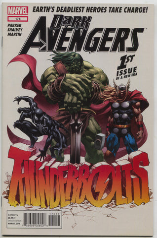 Dark Avengers 175 A 2nd Series Marvel 2012 NM Mike Deodato