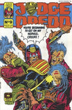 Judge Dredd 9 Quality Comics 1986 2000AD