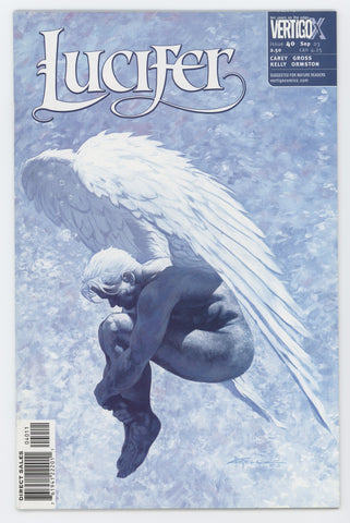 Lucifer 40 DC Vertigo 2003 NM Sandman Mike Carey