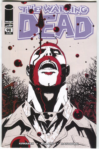 Walking Dead 98 Image 2018 15th Anniversary Wes Craig Color Variant Blind Bag