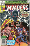 Invaders 29 Marvel 1977 Teutonic Knight
