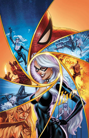BLACK CAT #5 J Scott Campbell Virgin Variant (10/02/2019) Marvel