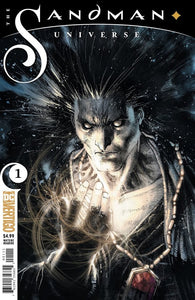 SANDMAN UNIVERSE #1 D Jim Lee Variant (MR) (08/08/2018)