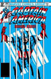Captain America 260 Marvel 1981 Bars Prison