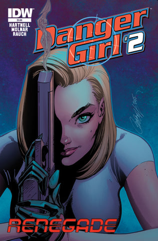 Danger Girl 2 IDW 2015