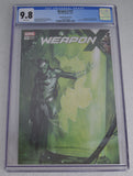 Weapon X 11 Gabriele Dell'Otto X-23 Variant Ultimate LTD 250 CBCS 9.8 CGC
