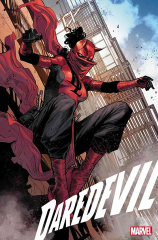 Daredevil #25 2nd Print Marco Checchetto Variant Elektra (01/20/2021) Marvel