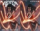 Dark Nights Death Metal #1 (Of 6) Jeehyung Lee Wonder Woman Variant (05/13/2020) DC