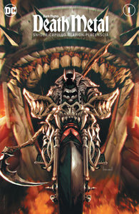 Dark Nights Death Metal #1 (Of 6) Kael Ngu Variant Batman Wonder Woman (06/17/2020) DC