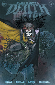 Dark Nights Death Metal #3 (Of 6) Peach Momoko Robin King Variant (08/12/2020) DC