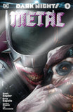 Teen Titans 12 Dark Nights Metal 3 Francesco Mattina DC 2018 1st Batman Who Laughs Foil Variant