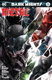 Dark Nights Metal 6 DC 2018 Francesco Mattina Variant Batman Who Laughs Shattered