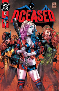 DCEASED #1 (OF 6) Jay Anacleto Batman Adventures 12 Homage Secret Animated Series Trade Variant Harley Quinn (05/01/2019) DC