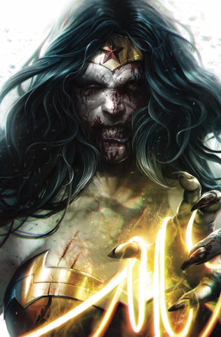 DCEASED #3 B (OF 6) Francesco Mattina Variant (07/03/2019) DC