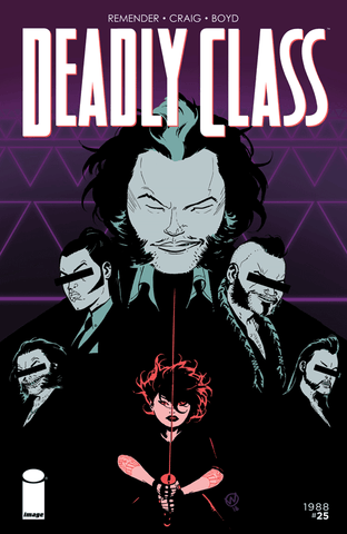 Deadly Class 25 Image 2013