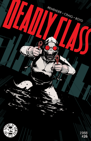 Deadly Class 26 Image 2013