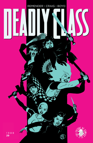 Deadly Class 29 Image 2013