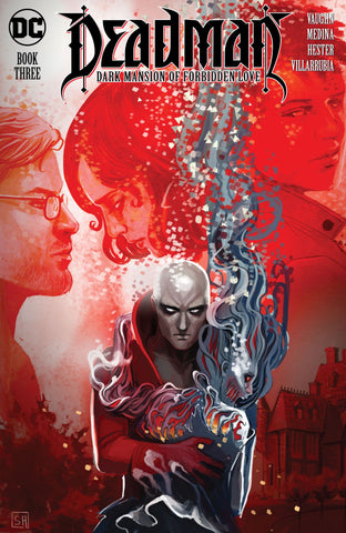 Deadman Dark Mansion of Forbidden Love 3 DC 2016