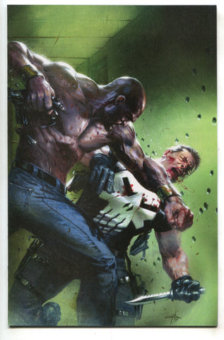 Defenders 4 Marvel 2017 Gabriele Dell'Otto Virgin Variant LTD 600 Luke Cage Punisher Charity