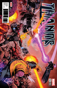 Thanos 16 Marvel 2018 NM 3rd Print Geoff Shaw Future War Variant (05/23/2018)