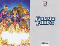 Fantastic Four 1 Marvel 1:200 Alex Ross Virgin Variant (08/08/2018)