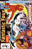 Fantastic Four 252 Marvel 1982 Sideways issue