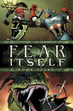 Fear Itself Book 7 Marvel 2011 Captain America