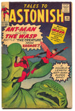 Tales To Astonish 44 Marvel 1963 VG 1st Wasp Ant-Man Jack Kirby Stan Lee
