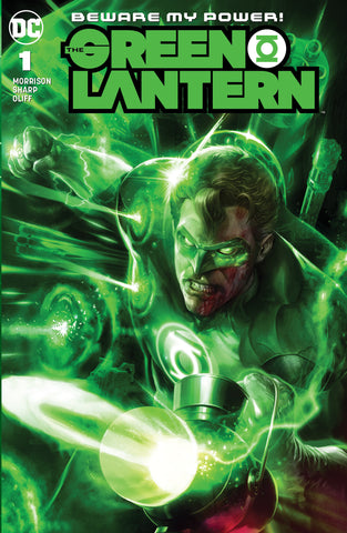 Green Lantern 1 DC Francesco Mattina Variant Trade Minimal Virgin Options (11/07/2018)