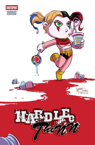 Hardlee Thinn Marat Mychaels Skottie Young Unbelievable Gwenpool 1 Homage Variant (07/08/2020) Counterpoint