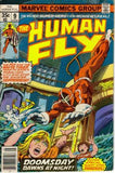 Human Fly 9 Marvel 1978 Daredevil Copperhead