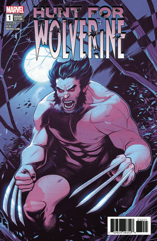 Hunt For Wolverine 1 Marvel 1:25 Elizabeth Torque Variant (04/25/2018)