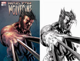 Hunt For Wolverine 1 Marvel Mike Deodato Muhammad Ali Homage Variant (04/25/2018)