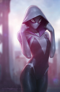 GWEN STACY #2 (OF 5) Jeehyung Lee Spider-Gwen Ghost Spider Variant (03/11/2020) MARVEL